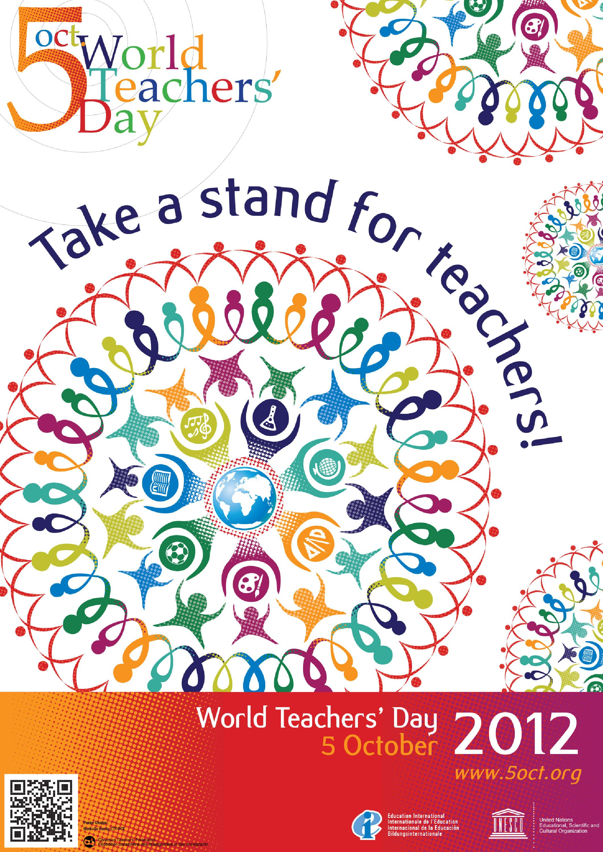 Technapex Tomorrow is World Teachers' Day 2012 | Technapex